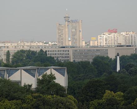 La città riparte da Belgrado