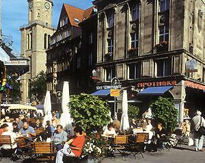 Viaggi. Germania Hi-tech