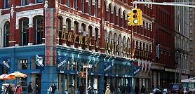 Hotel. New York con i libri