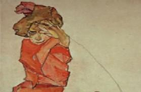 Opera di Egon Schiele