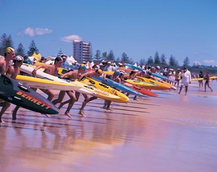 Australia sulla cresta dell'onda