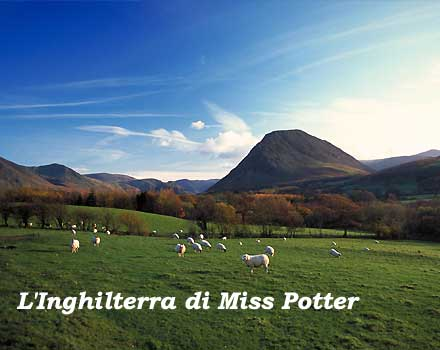 Inghilterra Potter