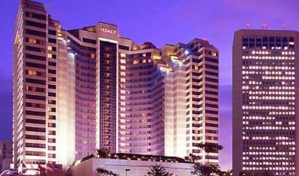 Taipei Hyatt Hotel