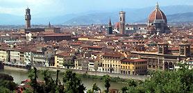 Veduta Firenze