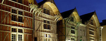 Hotel. Lo charme di Troyes