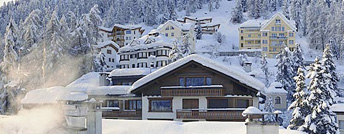 Hotel. Nuovo Chalet Hotel all'Alpe d'Huez