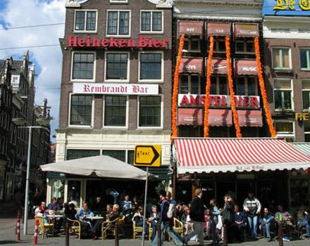 Amsterdam, arte e  nuove tendenze