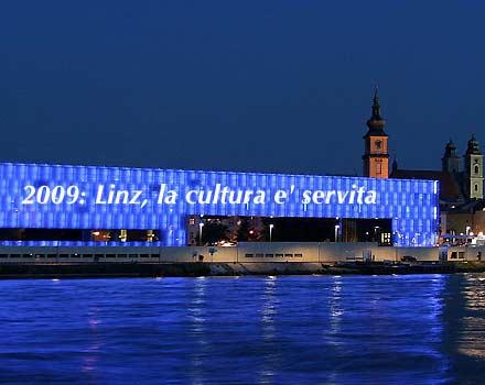 Linz. Cultura a 360 gradi