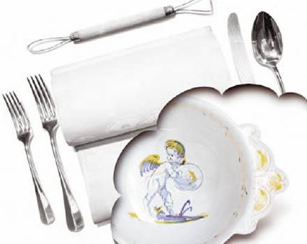 Ceramica in tavola