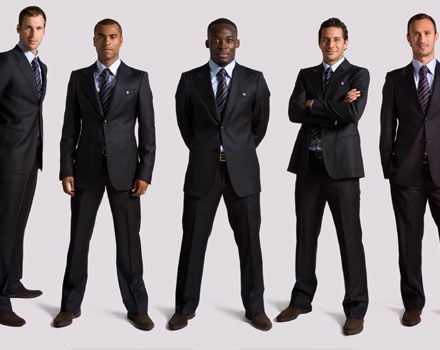 Lo stile Armani per il Chelsea Football Club