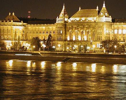 Budapest, notte senza fine