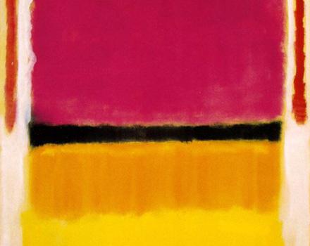 Mark Rothko al Palazzo delle Esposizioni