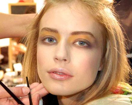 Makeup da passerella