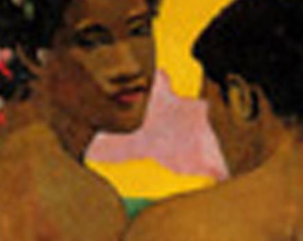 Tre tahitiani di Paul Gauguin