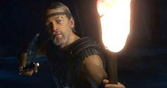 Immagine tratta dal film Beowulf di Robert Zemeckis
