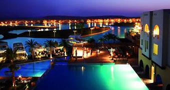 Port Ghalib. Natura di lusso