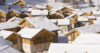 Lusso e benessere sulle Alpi