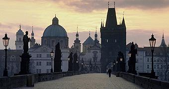 Praga. Alchimie gotiche