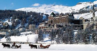 St. Moritz, passione invernale