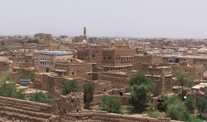 Panorama dello Yemen