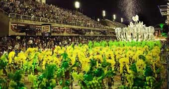 Brasile. Il Carnevale è qui