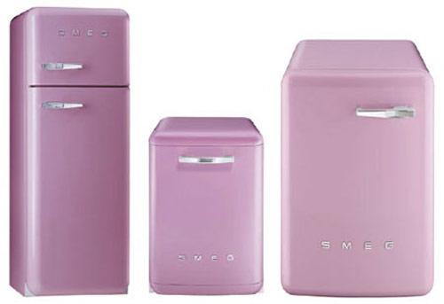 Hi-tech in rosa