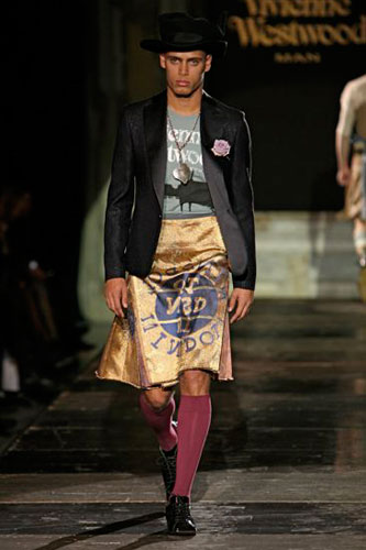 Milano Moda Uomo A/I 2008
