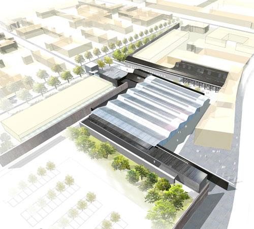 La fabbrica diventerà un museo