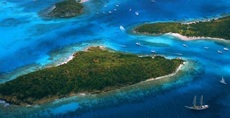 L'arcipelago dei beati