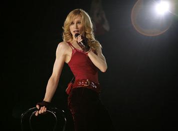Una data per il nuovo album di Madonna