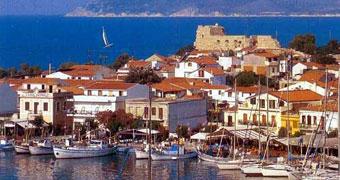 Samos, paradiso greco