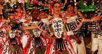 """Lisbona in """"festas"""""""