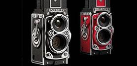 rolleiflex af 5.0, la macchina fotografica della minox
