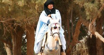 Viaggio nel deserto tunisino