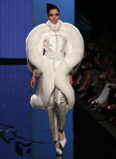 Sfila l'alta moda