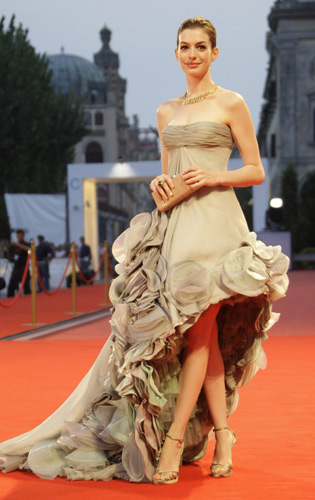 Il red carpet di Venezia III