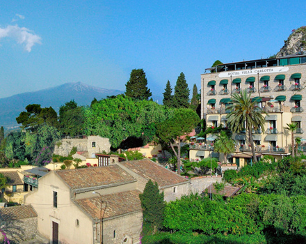 Un aperitivo a Taormina