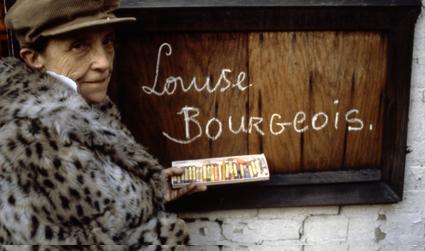 Louise Bourgeois a Capodimonte
