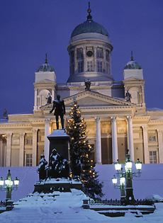 Helsinki inverno