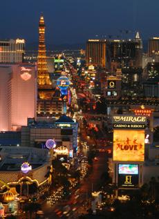 Notti folli a Las Vegas