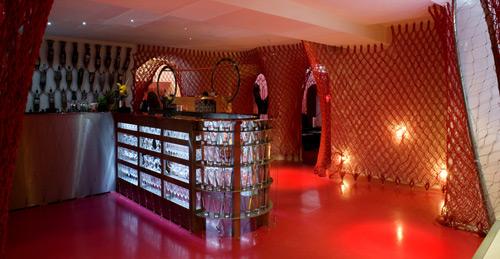 Il Bordello Bar di Sam Buxton