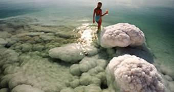 Relax con vista sul Mar Morto