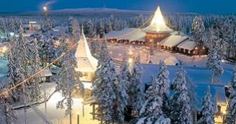Rovaniemi Santa Claus Village