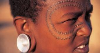 Tanzania donna Sandawe