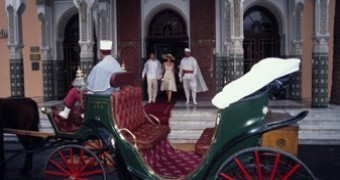 Marocco Hotel La Mamounia