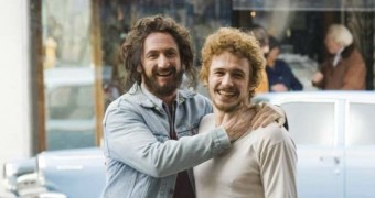Milk: James Franco ama Sean Penn