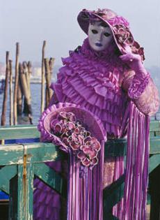 Lo stile in maschera a Venezia