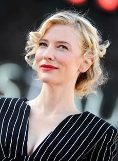 Cate Blanchett: 10 anni di mito