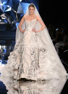 Le spose dell'alta moda