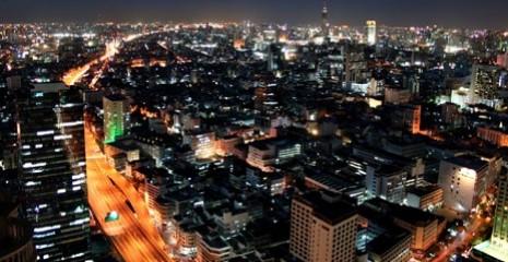 Bangkok, il caos calmo